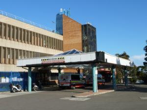 Sutherland hospital redevelopment