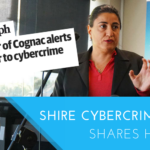 Shire cybercrime victim shares her story at our latest event