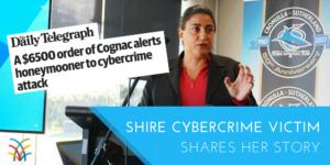 cyberattack cybercrime victim