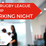 Women's Rugby League World Cup Networking Night
