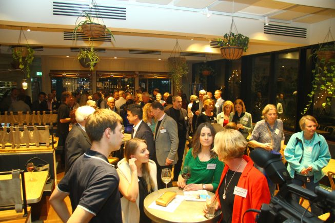 Fantastic networking opportunities to build your business