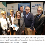 St George Leader   New Chamber means Business