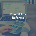 Payroll Tax reforms are good news for Business